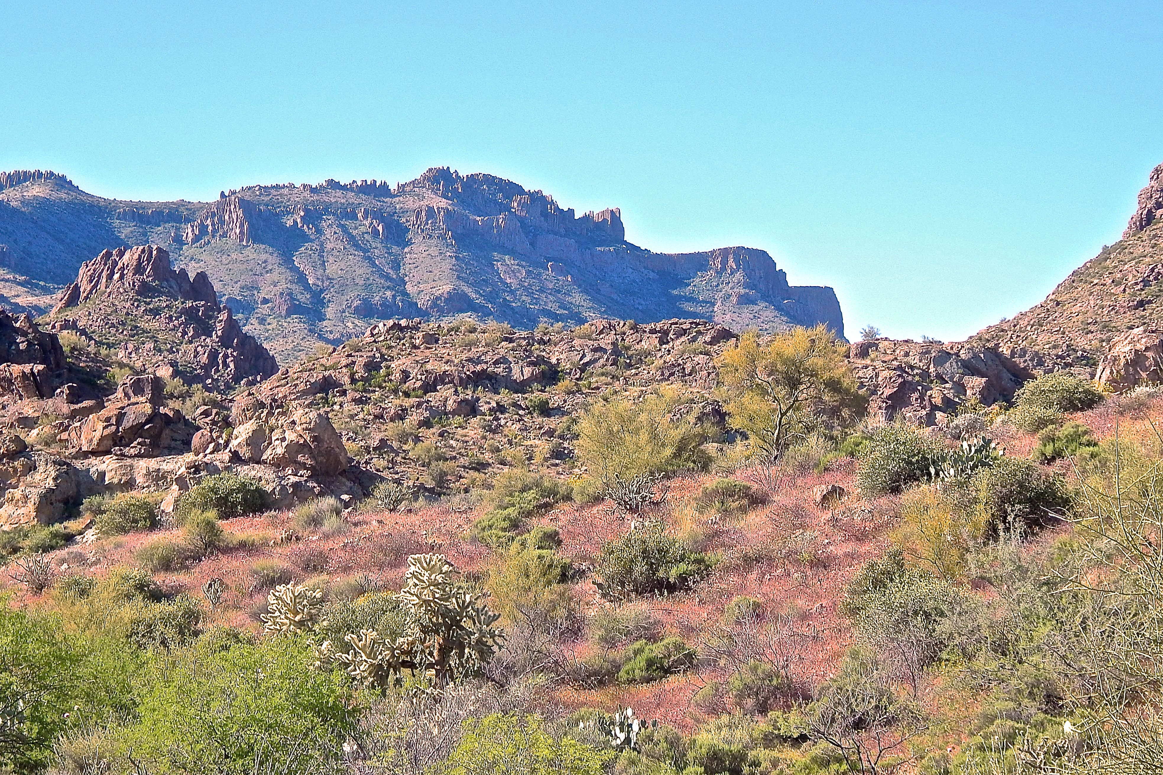 Superstitions from Dutchman's Trail