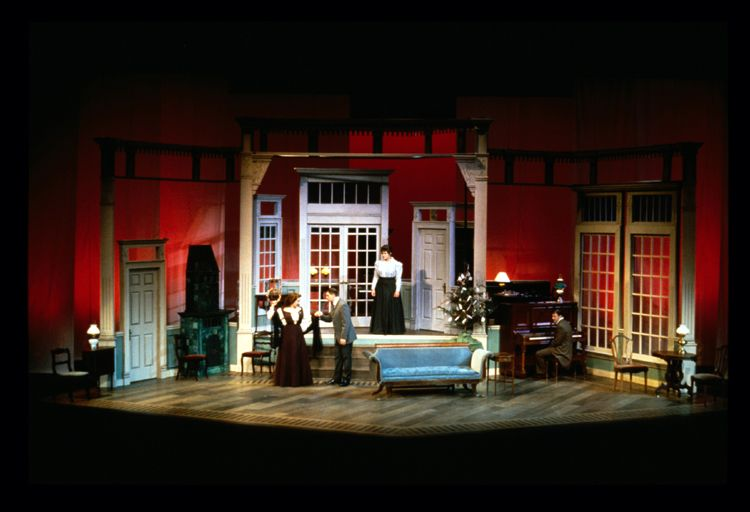 A Doll's House Set Design | Scenic Design in 2018 ...