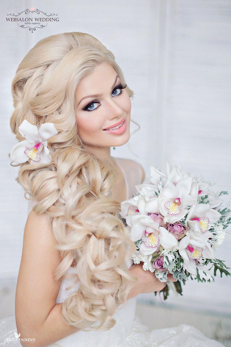 Свадебный стилист Анна Комарова Wedding hair@makeup | Прически ...