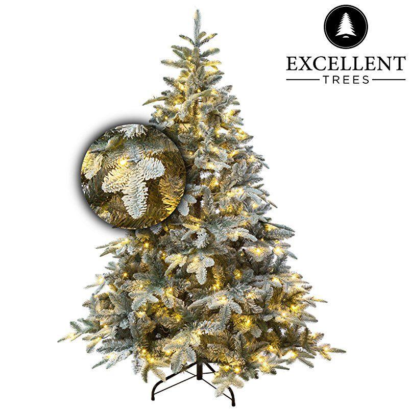 Künstlicher Weihnachtsbaum Mit Deko Und Beleuchtung.Weihnachtsbaum Excellent Trees Led Otta 210 Cm Mit Beleuchtung