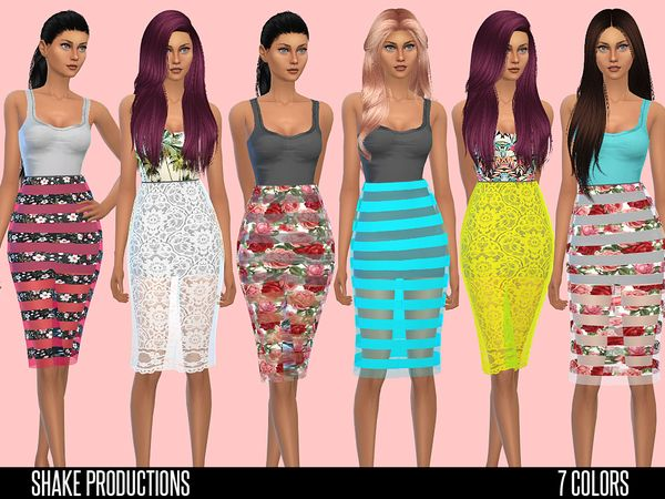The Sims Resource: ShakeProductions 32 SET • Sims 4 Downloads | Sims