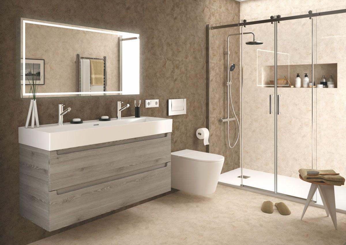 Badezimmer Natur ~ Badezimmer natur woody  holz jetzt bestellen unter