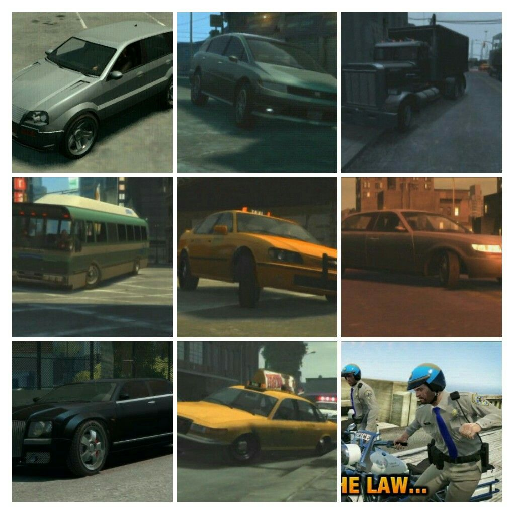 Gta 5 I Fought The Law Traffic Vehicles Part 1 Gta 5 Vehicle Parts Vehicles