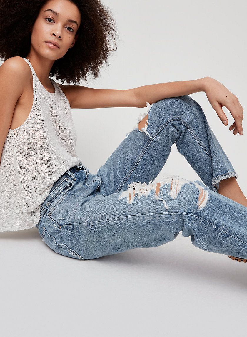relaxed fit jeans meaning