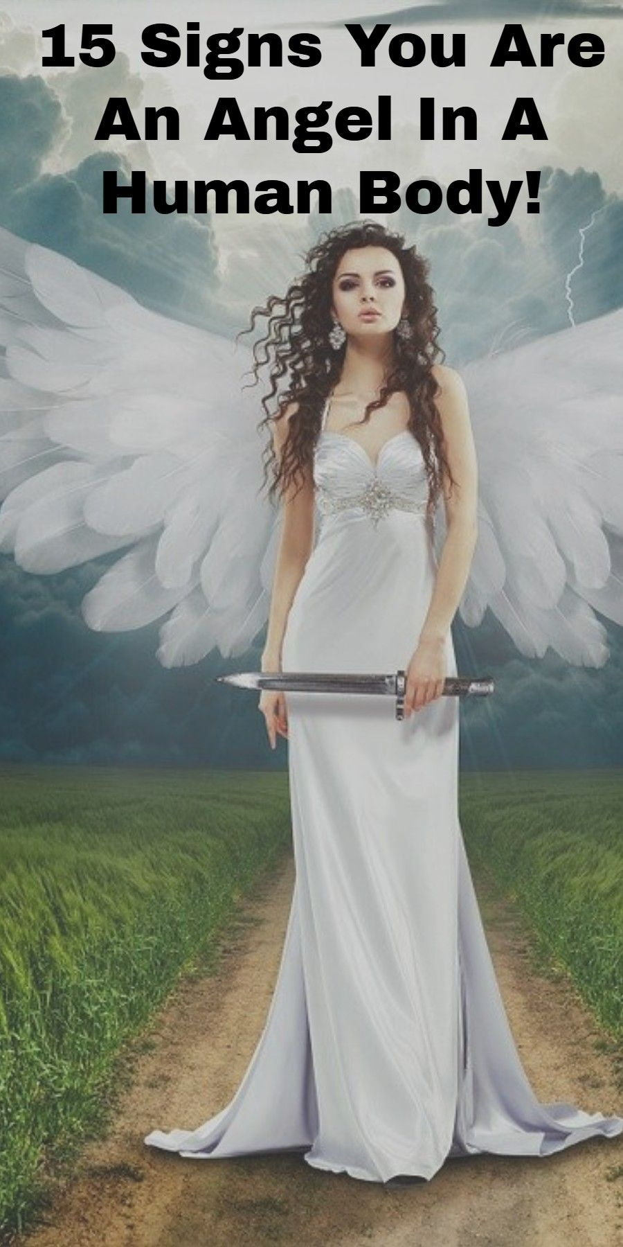 Awakening:15 Signs You Are An  Aesthetic Angel In