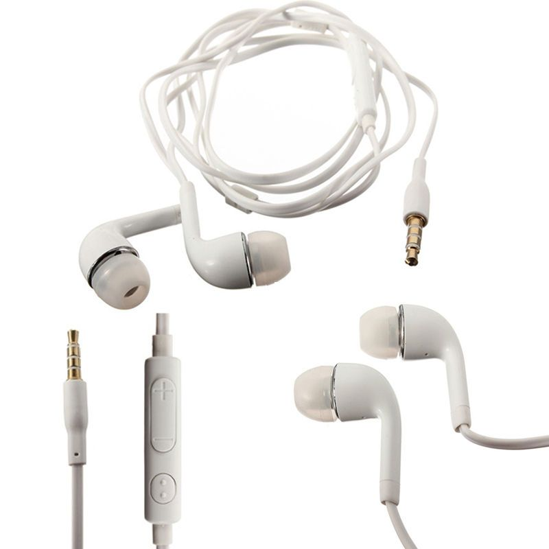 Universal In Ear Headphone Earphone Headset Mic For Android Phone