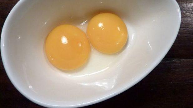 Las yemas de huevo aportan mucha energía
