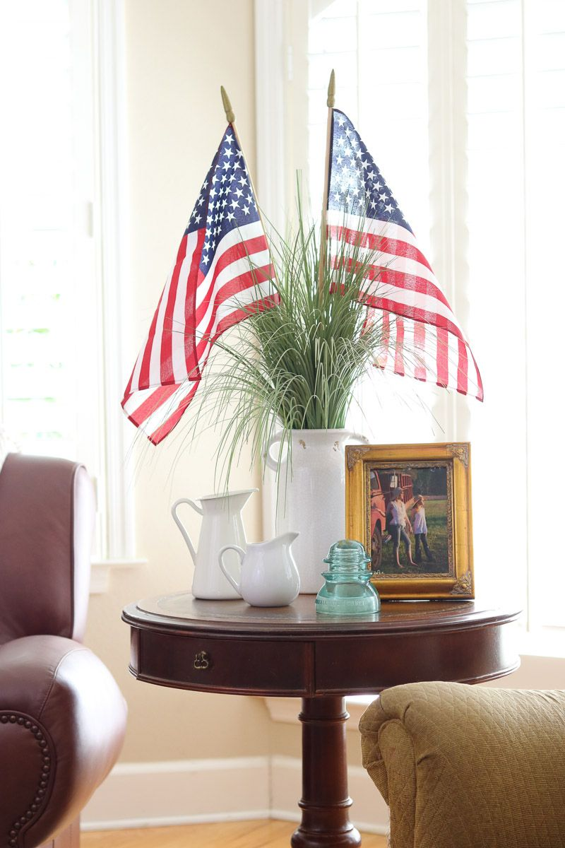 ALL AMERICAN 4TH OF JULY DECORATING IDEAS FOR YOUR HOME ...