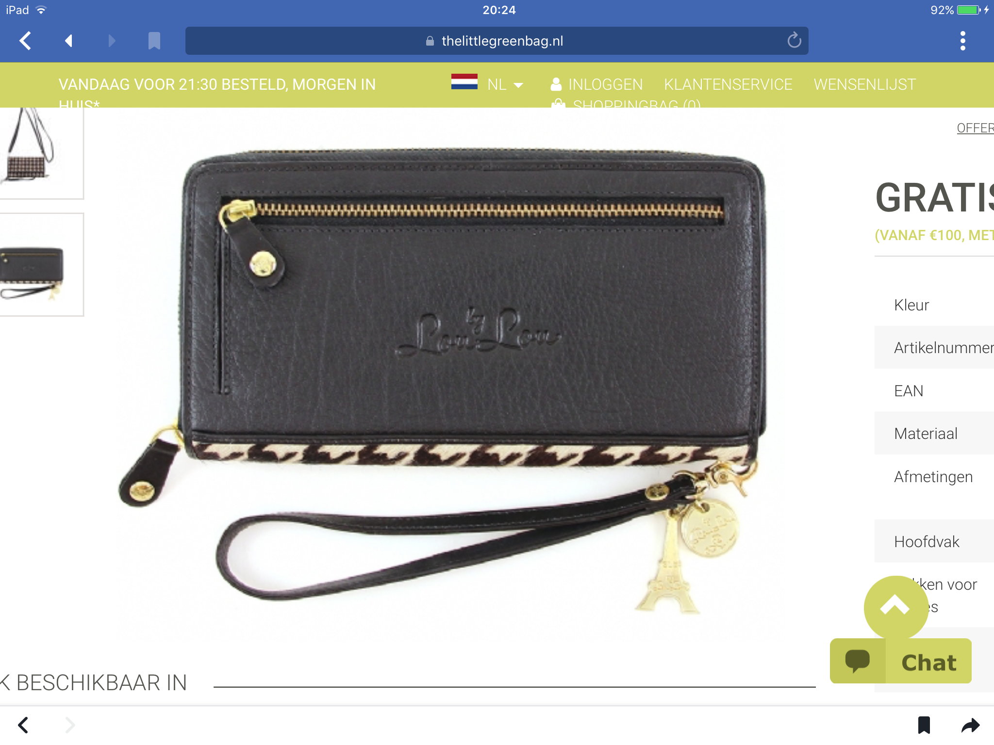 1dbe0a0bc5c Pin van Emma Put op Rits rondom - Bags en Fashion