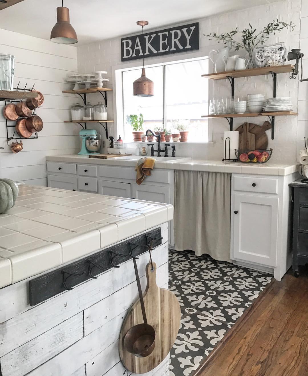 Pin von Janet Wilson auf kitchens | Pinterest | Küche, Einbauküchen ...