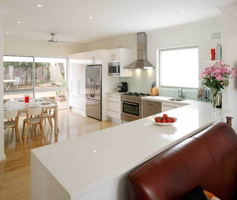 Kitchen Design Melbourne: Custom Kitchen Design Sydney, Melbourne