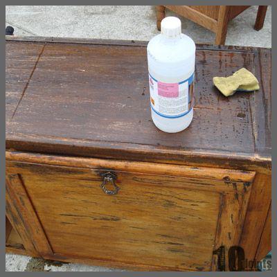 Toutes Les Infos Pour Le Décapage Atelierdoigtsbe Dessert - Comment restaurer un meuble
