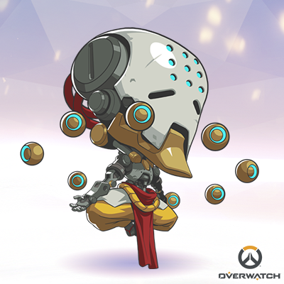 All the Cute But Deadly Sprays from Overwatch