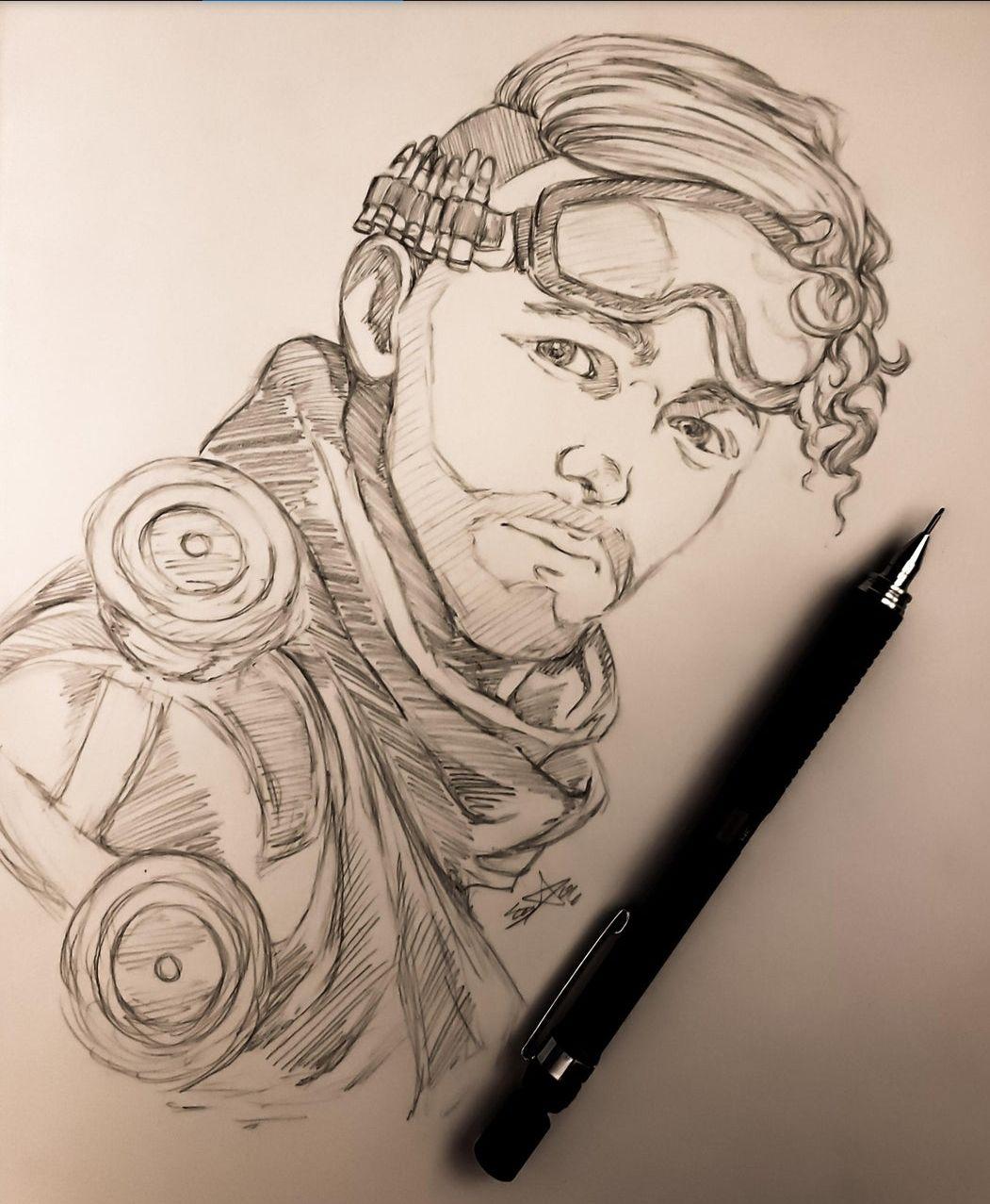 Gaming Pc Drawing : gaming, drawing, Mirage, Mirage,
