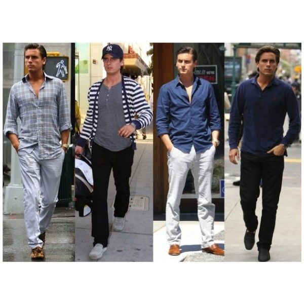 Scott Disick   Fashionismo   Thereza Chammas