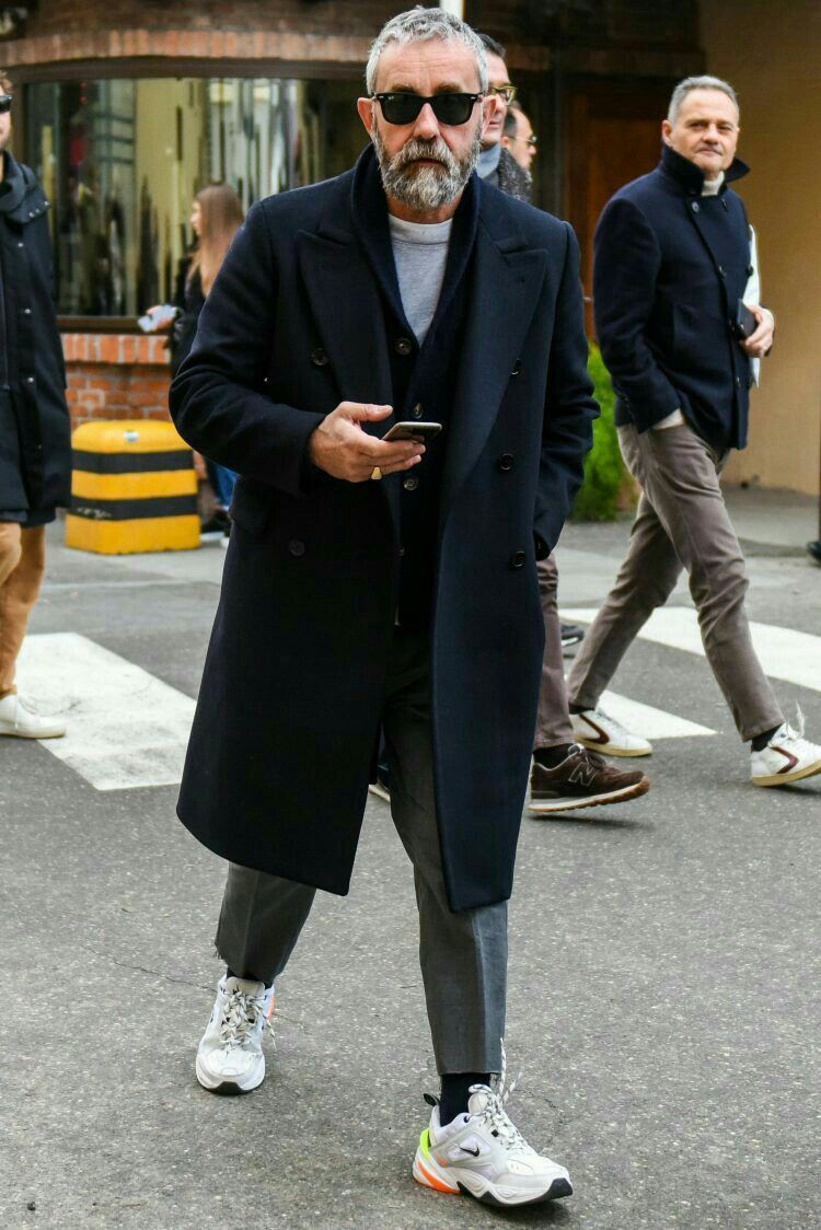 Old man fashion, Mens outfits, Mens