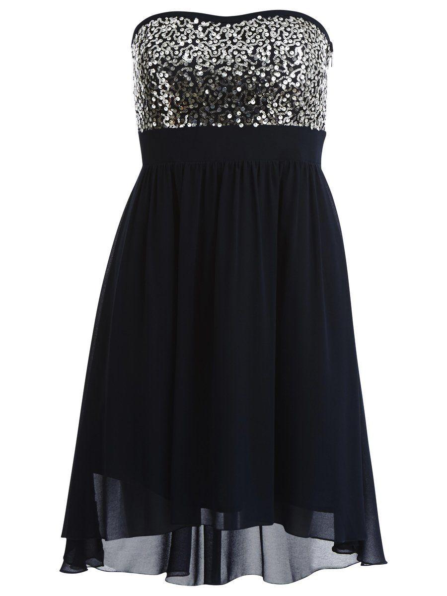 visofie - corsage kjole - vila   cocktailkleid, festliches