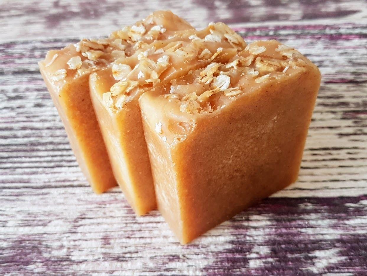 Sabooneh Food Oatmeal Milk And Honey
