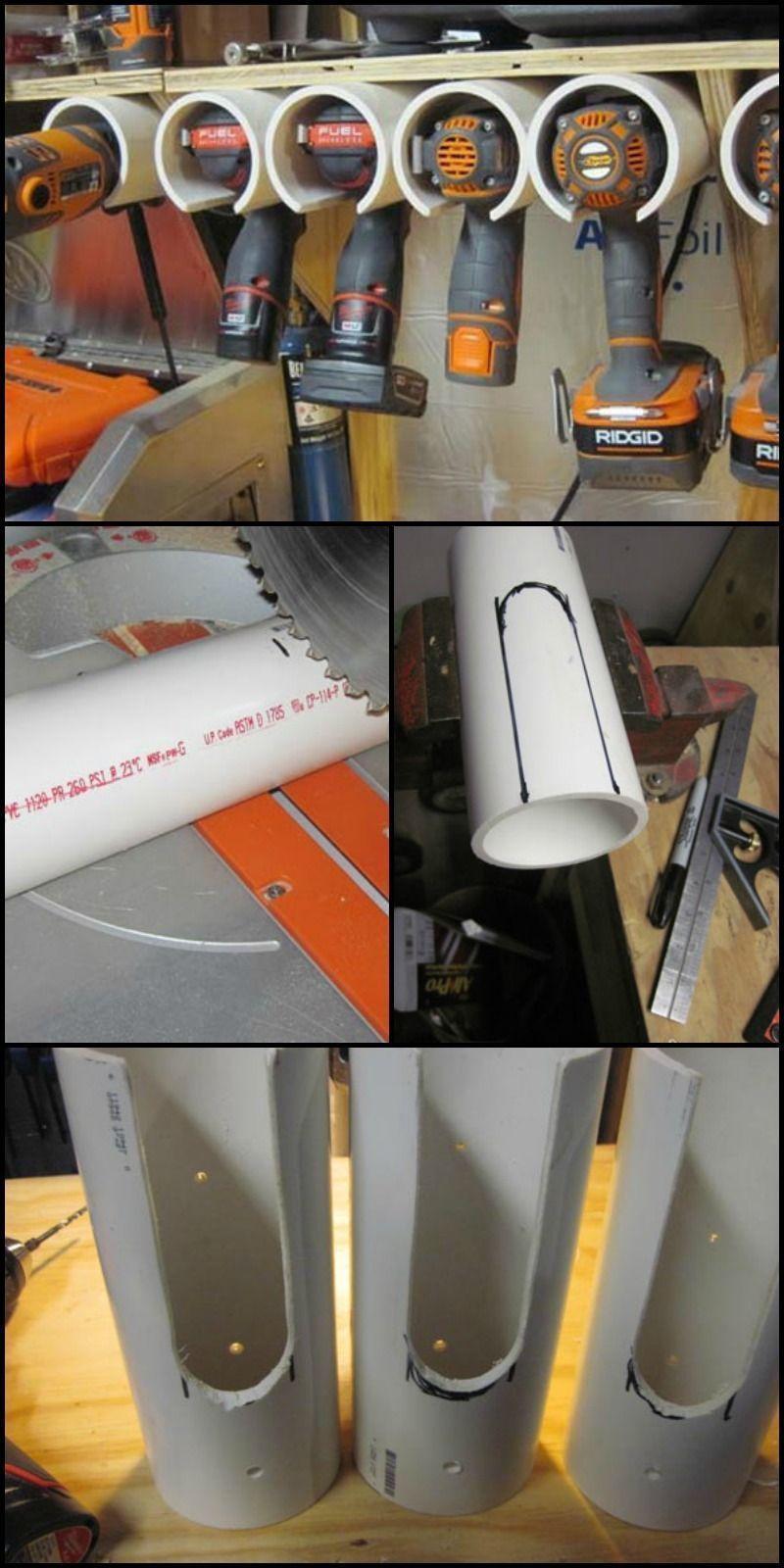 Pin by jd Schenkler on Wood Working Garage storage, Tool