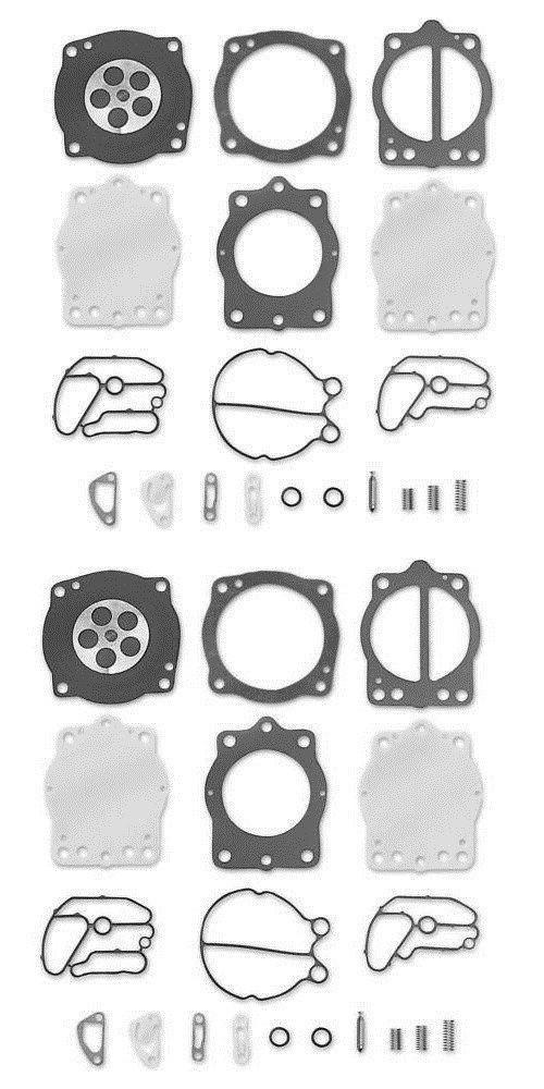 Kawasaki 750 Complete Gasket Kit XI XIR ST SS Super Sport Small Pin