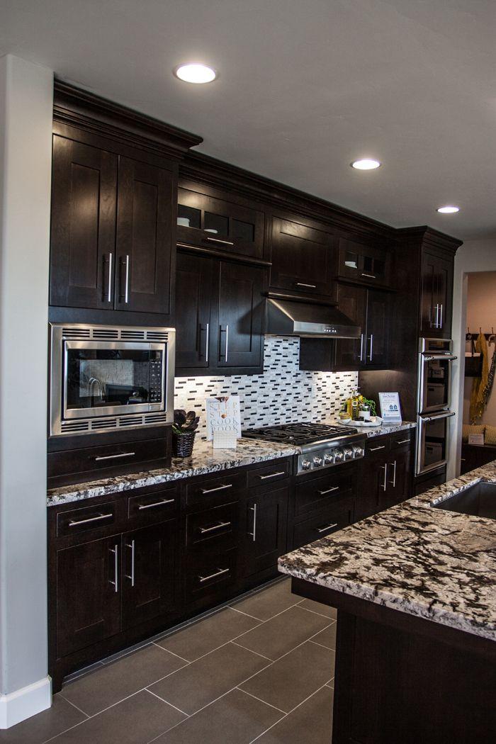Kitchen Decor Ideas | Dwelling Chic (my current kitchen in New York! Just smaller...)