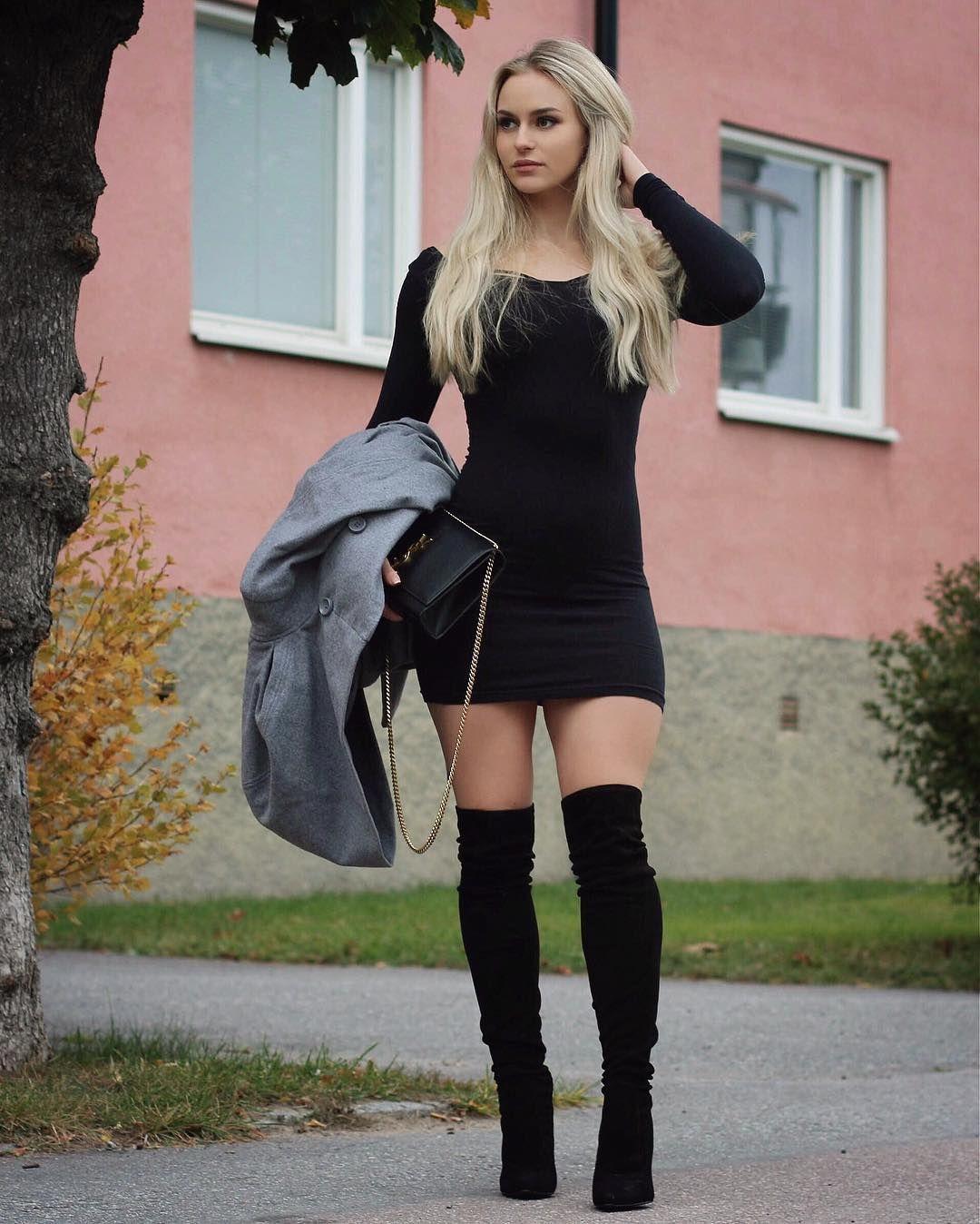 foto de Anna Nyström (con imágenes) Outfits casuales Moda