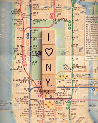 I ❤️ N. Y.