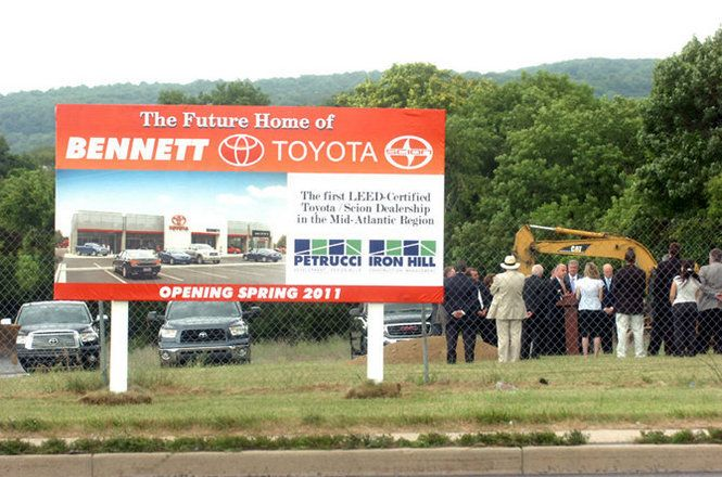 Amazing Bennett Toyota   Open For Business In Allentown, PA!