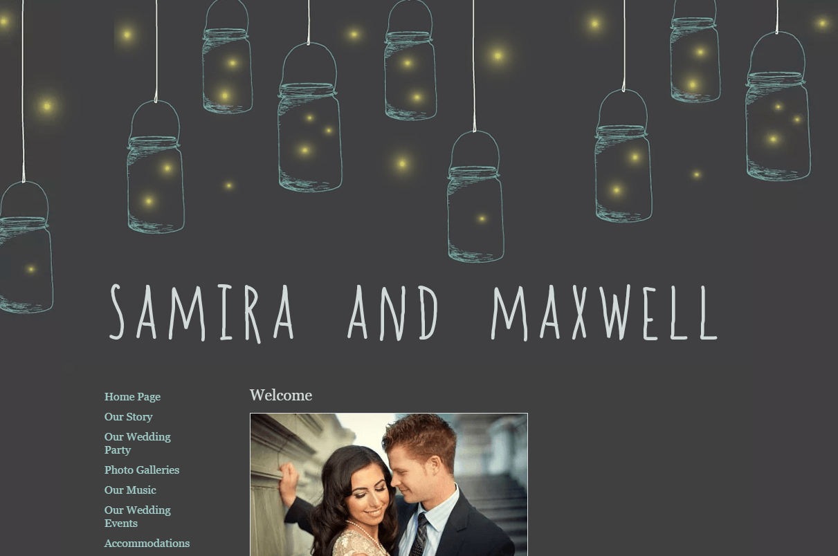 How to make a wedding website guests will ACTUALLY read  Wedding