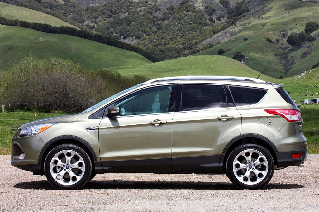 2015 Ford Escape Ford Mustang Ford Mustang