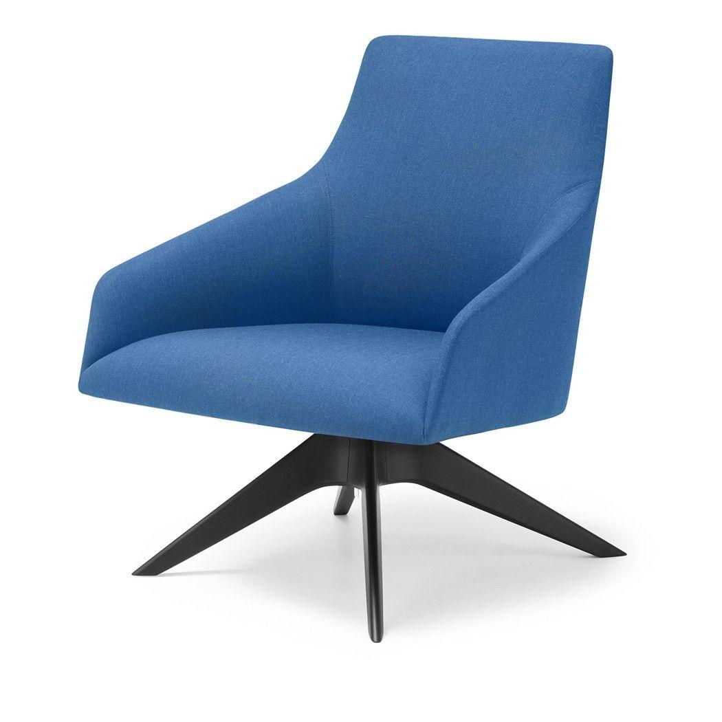Alya Lounge-Sessel low BU-1524   Lounge sessel, Buchenholz und ...