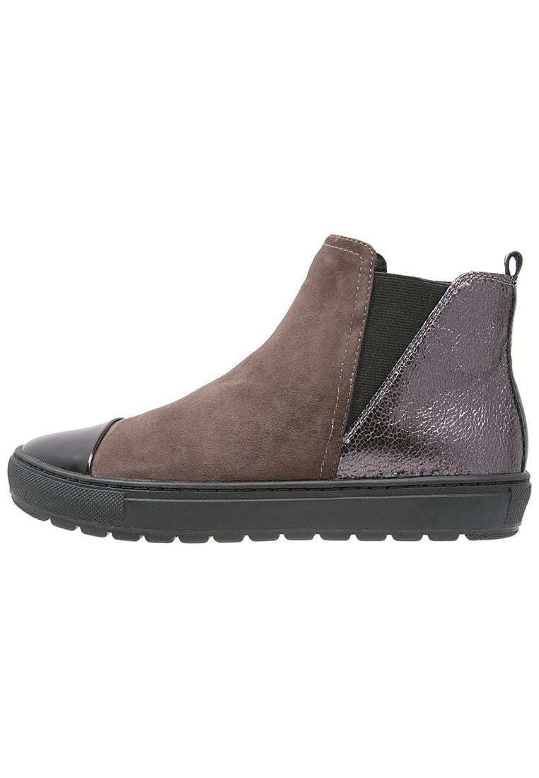 Collezione scarpe Geox Autunno Inverno 2016-2017 - Stivaletti combinati    Brown ankle boots, Boots, Ankle boot