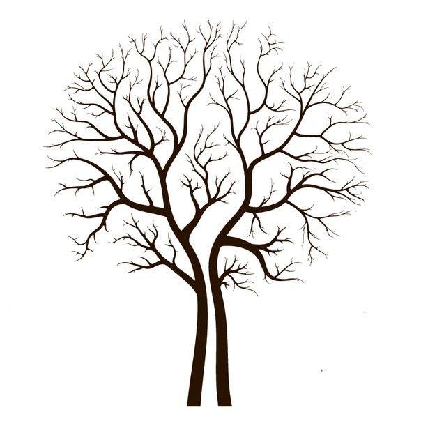 Rajz Az Ujjak Szfall Pinterest Tree Drawings Paper Cutting