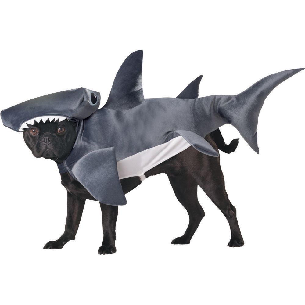 Hammerhead Shark Animal Planet Pet Costume