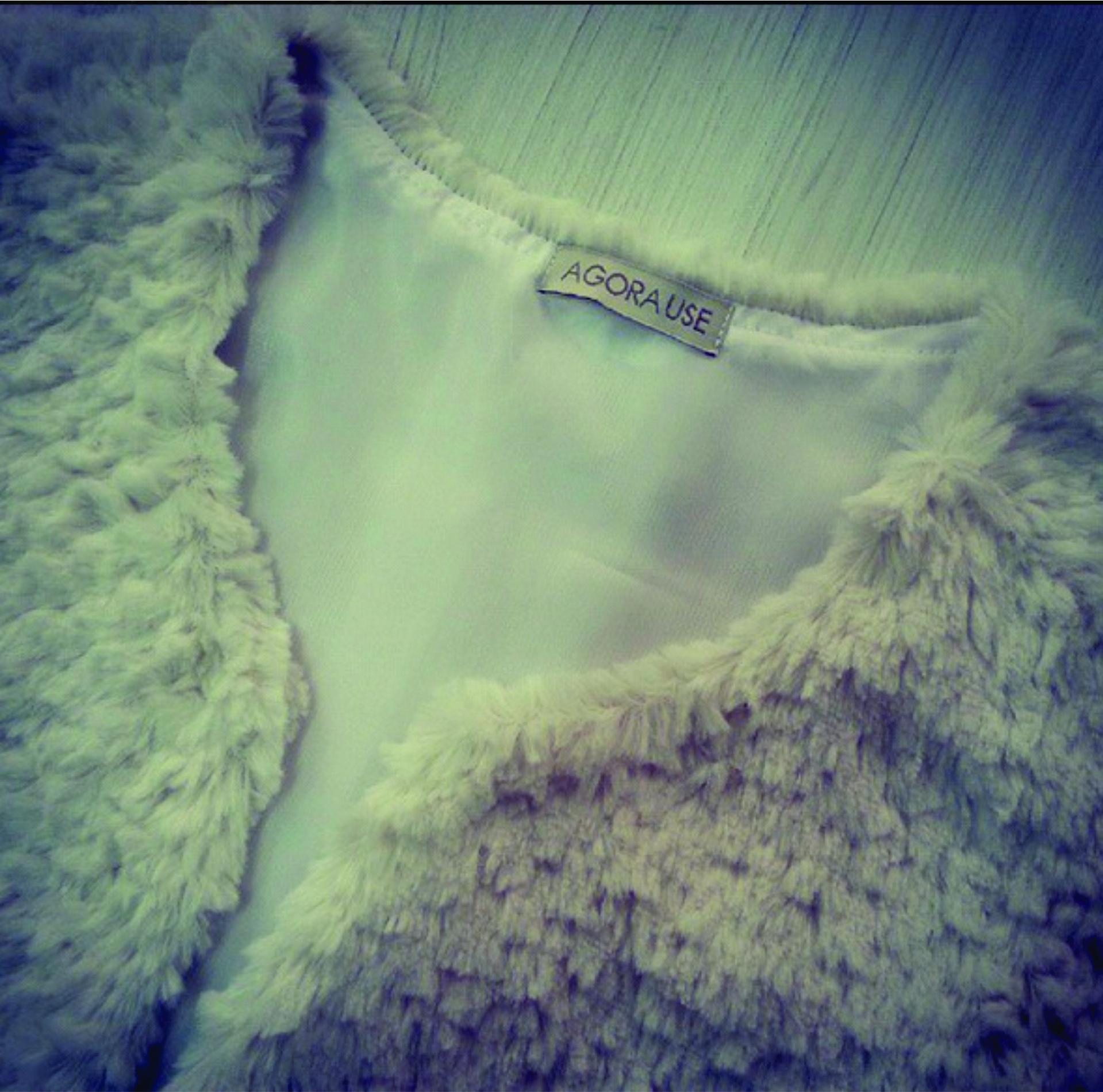 Colete Pele Off White <3