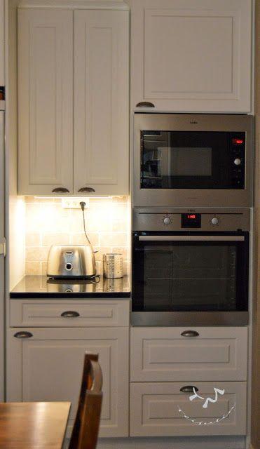 Haaveita ja Heinäseipäitä: Kurkistetaanko keittiöön