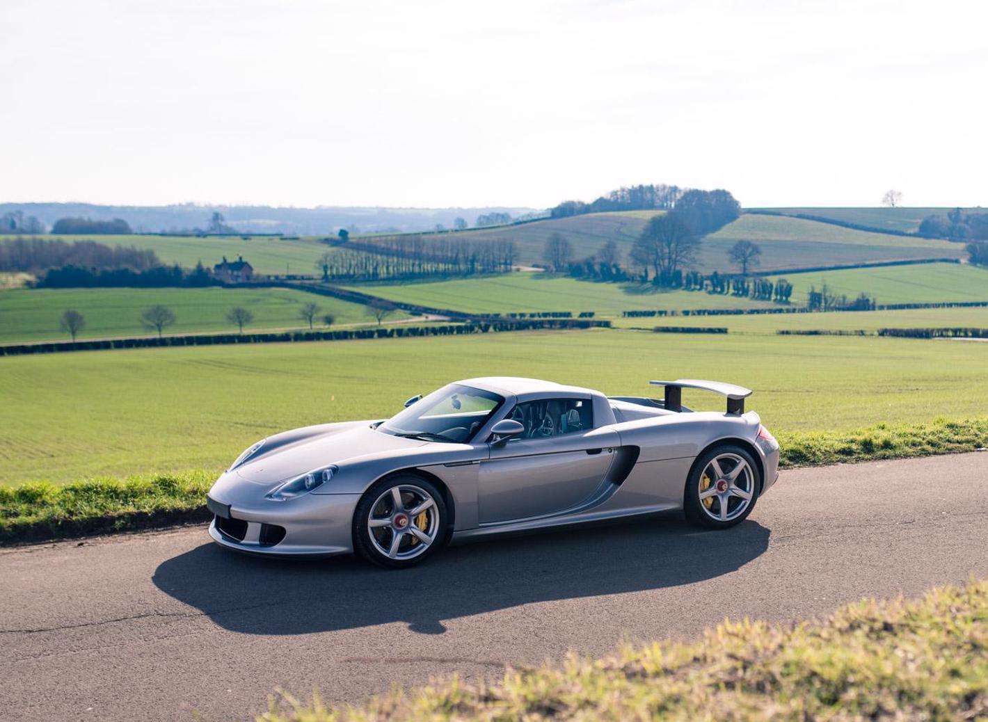 Porsche Carrera Gt 2005 Elferspot Com Marketplace For