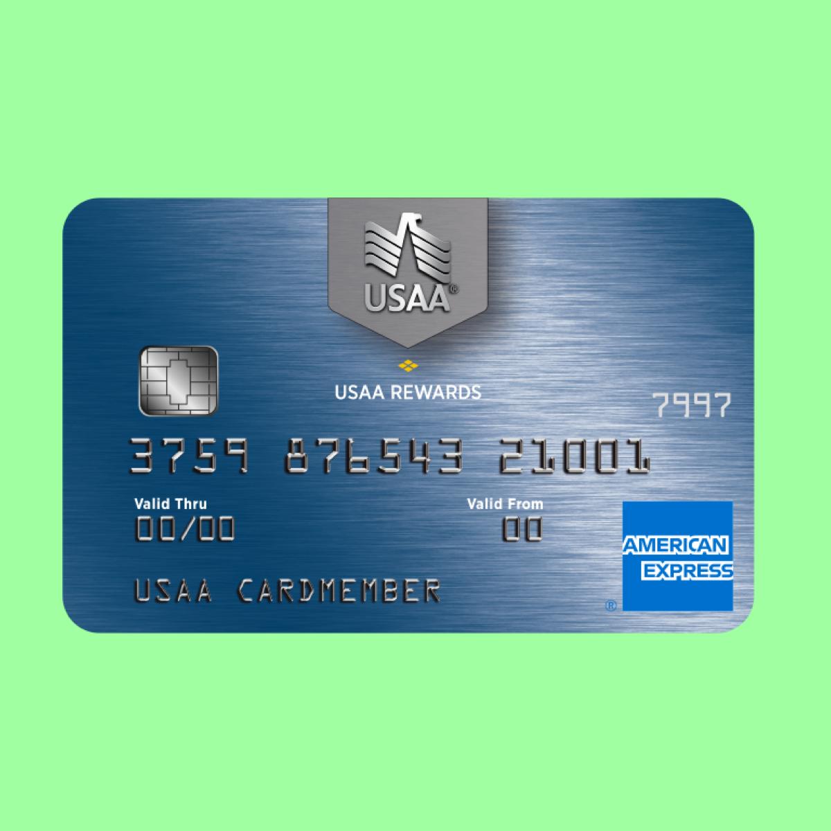 Usaa Rewards American Express Card Cash Value Calculator American Express Card Amex Card Top Credit Card