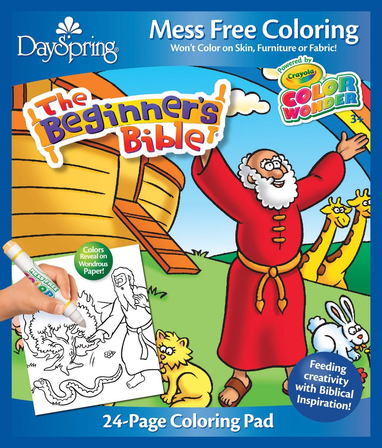 Enjoy magically mess-free coloring with your favorite stories of the ...