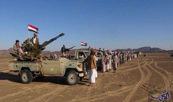 مقتل 8 من الميليشيا الانقلابية في البيضاء