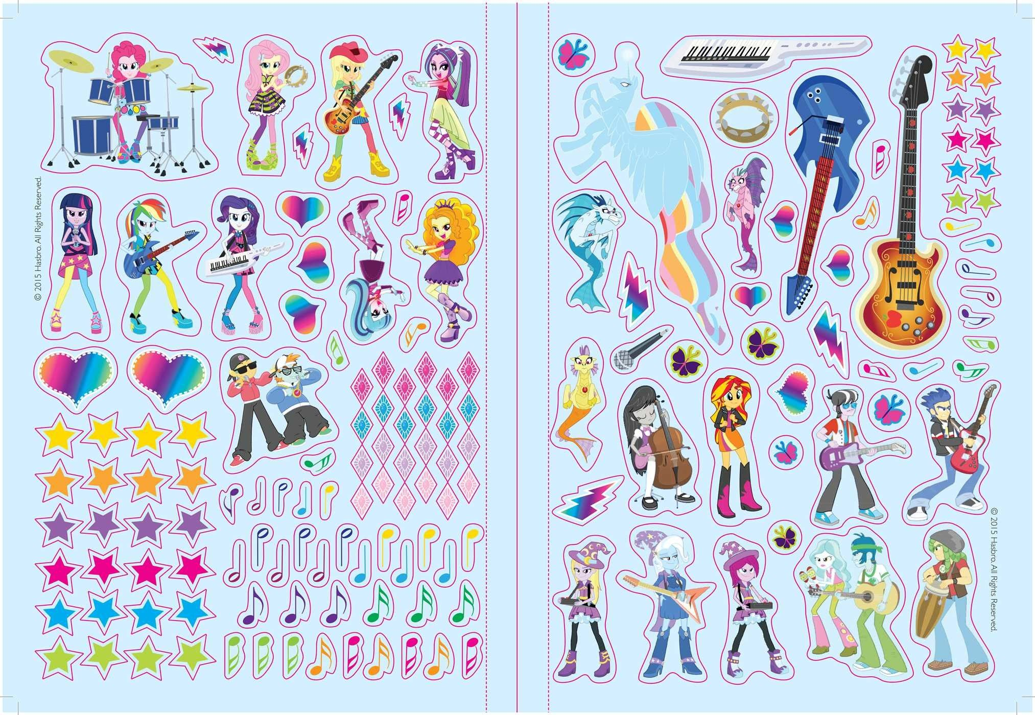 Mlp eg rainbow rocks coloring pages - My Little Pony Equestria Girls Coloring Pages Google Search Rainbow Rocksequestria