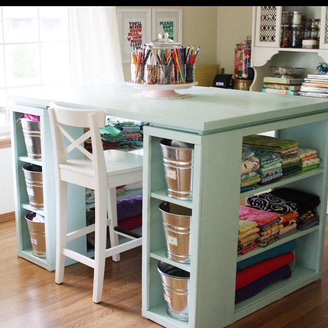 See 13 Best Photos Of Sewing And Craft Table Plans. Inspiring Sewing And Craft  Table Plans DIY Craft Images. Modern Craft Table Folding Cutting Table Plans  ...