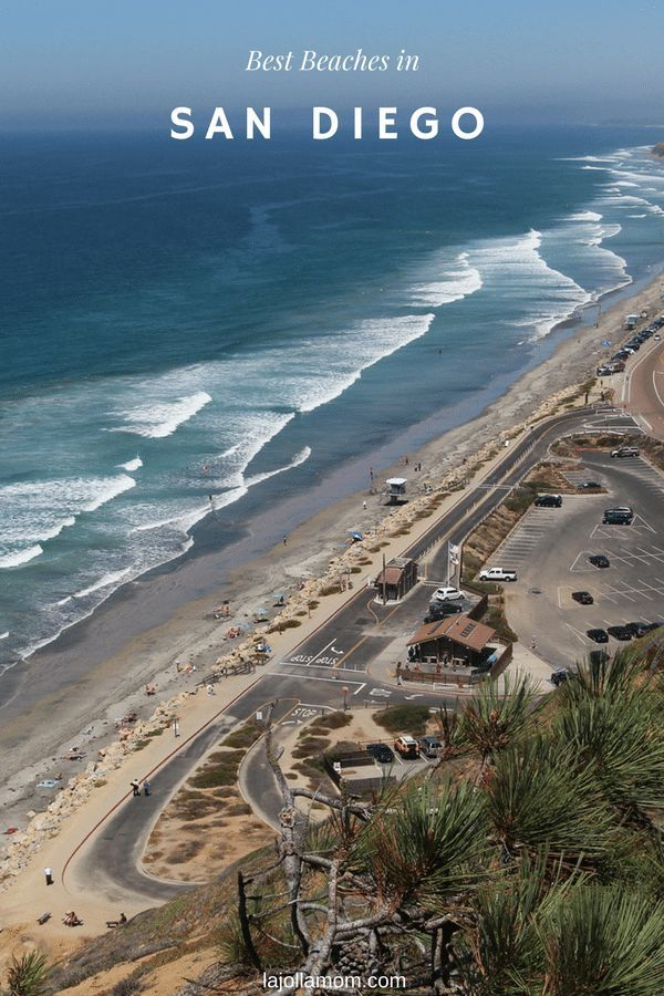 San Diego Beaches Guide From North To South