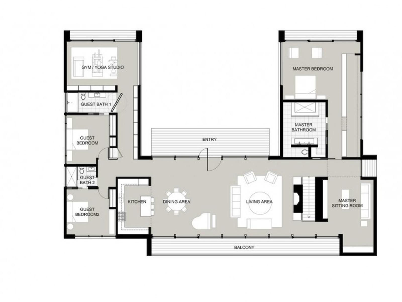 Coolest U Shaped Ranch House Plans 1jk2 Pool House Plans U Shaped House Plans Container House Plans