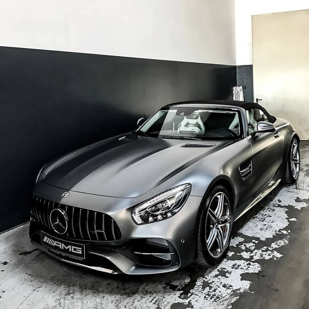 """Supercars On Instagram: """"Describe Your Dream AMG GT C"""