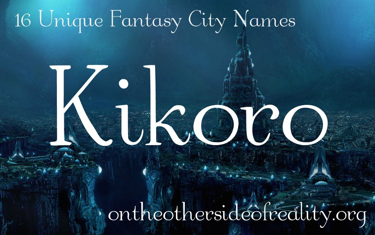 34 Fantasy City Names Ideas Fantasy City Names Fantasy City Names