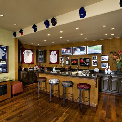 Delightful Sport Bar Design Ideas By VM Concept Interior Design Studio