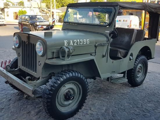 Jeep Jeep Kaiser M606 Jeep Argentina Jeep Ejercito Argentino