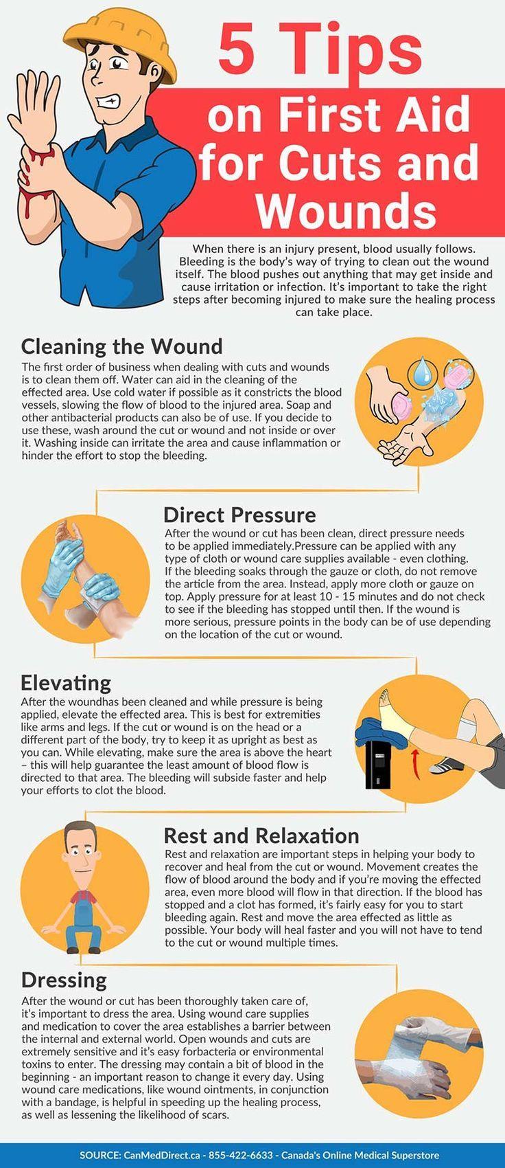 Wie kann man Wunden schneller heilen? Beste Heilmittel und nützliche Tipps  #beste #heilen #h... #firstaid