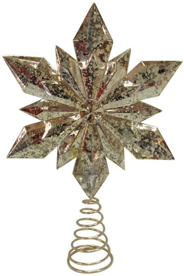 Affordable tree topper is a style accent, Home Accents Holiday 95
